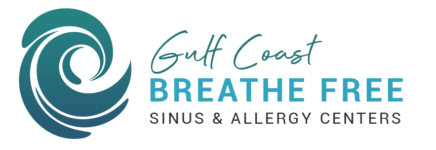 Gulf Coast Breathe Free logo