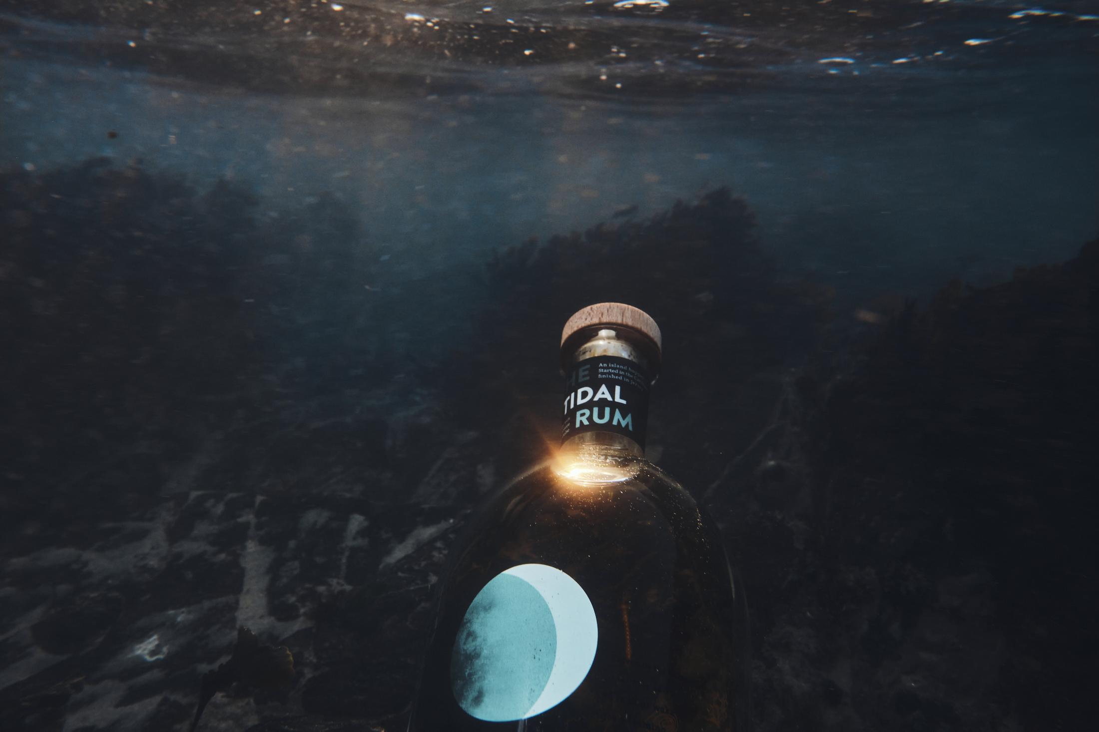 Tidal Rum - In the tide