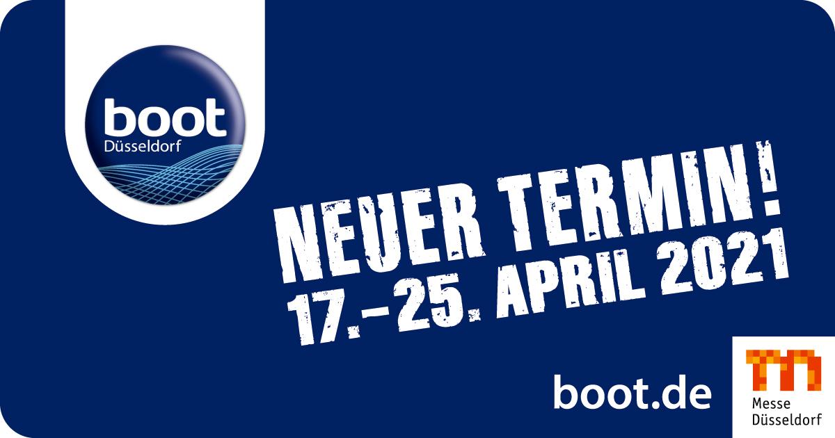 Nieuwe datum Boot Düsseldorf