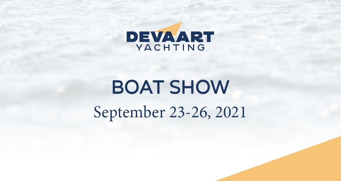 Salon nautique à De Vaart Yachting