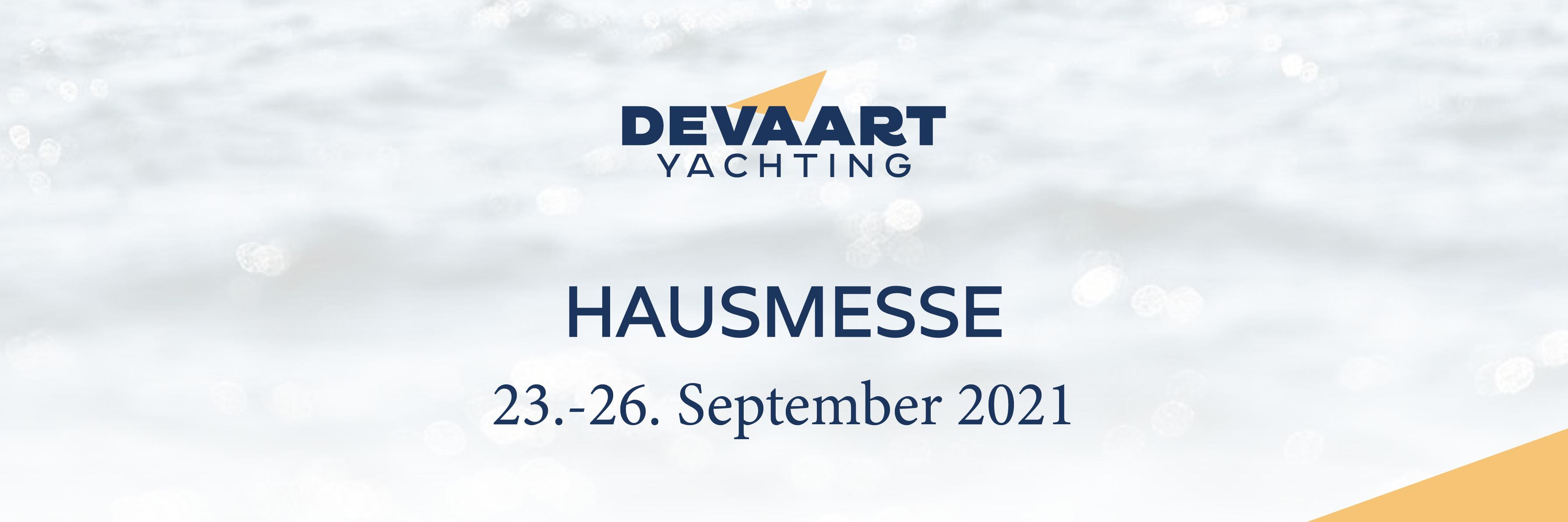De Vaart Yachting Hausmesse