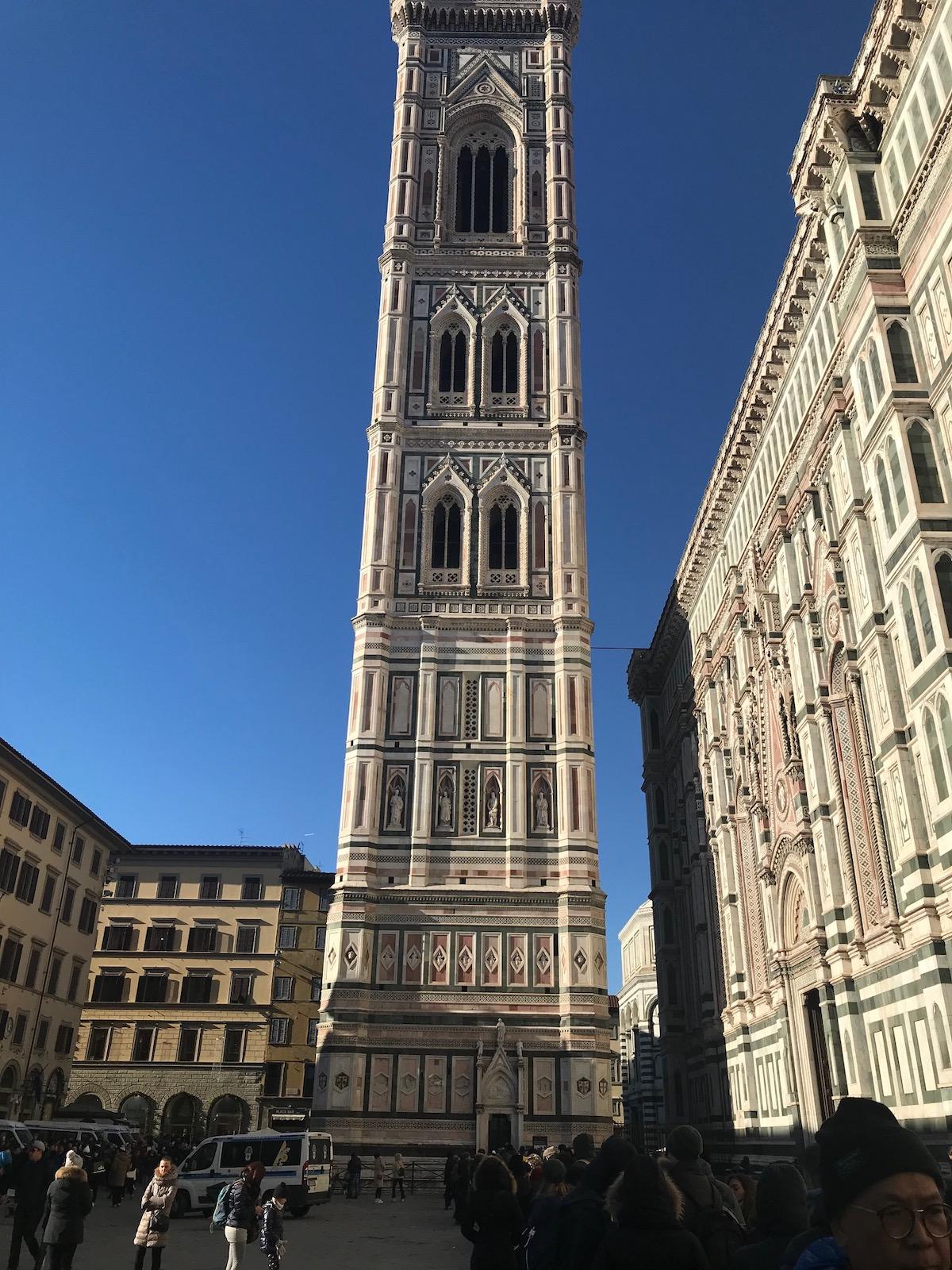 Campanile di Giotto - Giotto di Bondone