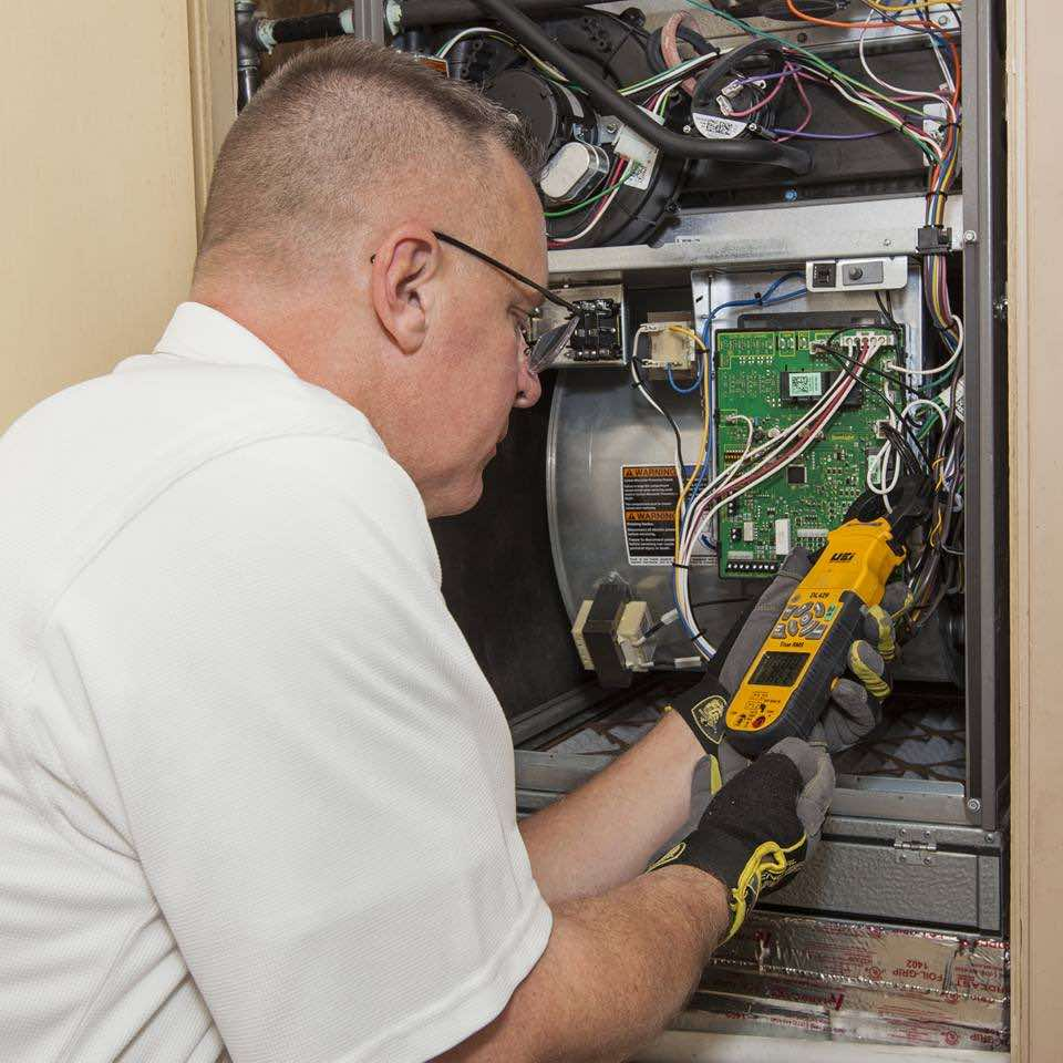 System checkup by Facino Heating And Air