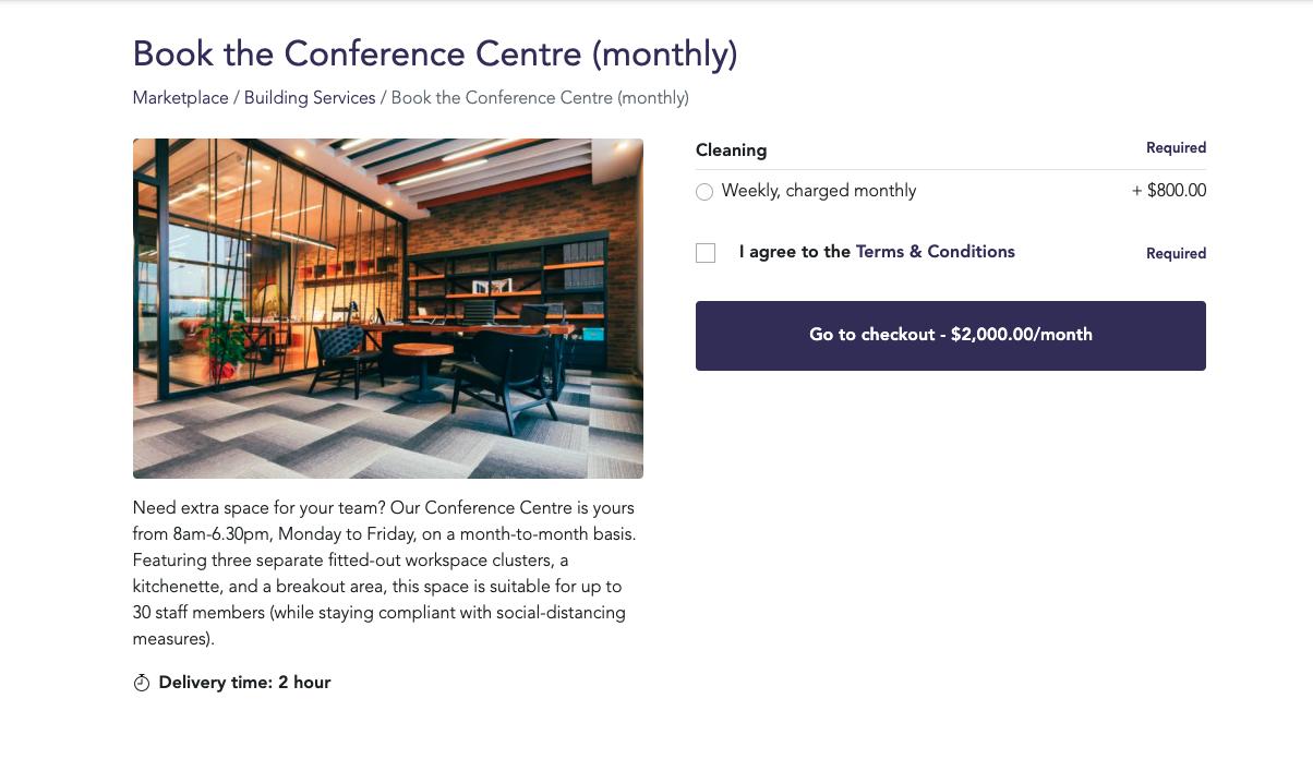 Equiem's flex space booking platform offers tenants more choice.