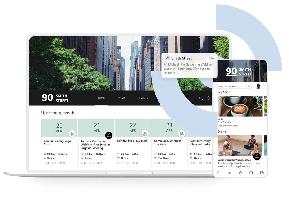 Equiem's tenant experiene proptech platform