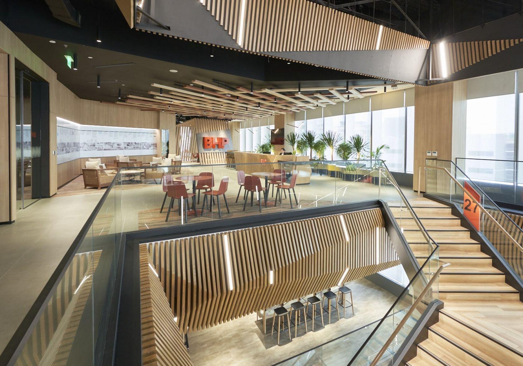BHP Manila's Leesman Plus rated workplace   Equiem tenant experience software