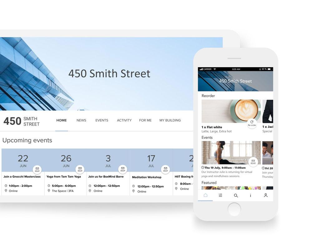 Equiem app #4 Property Management Software for Tenant Improvement | Equiem Tenant Portal