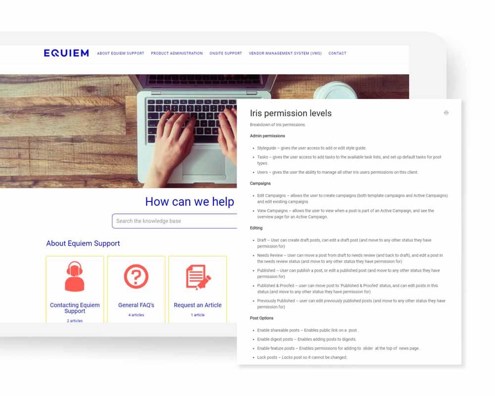 Trusted experience platform #1 Top Property Management Software   Equiem Tenant Portal