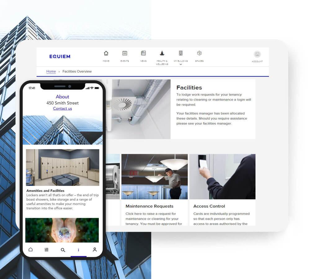 Landlords Property Management Software | Equiem Tenant Portal