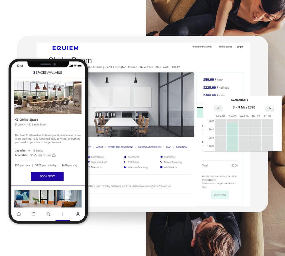 Property Management Software | Equiem Tenant App