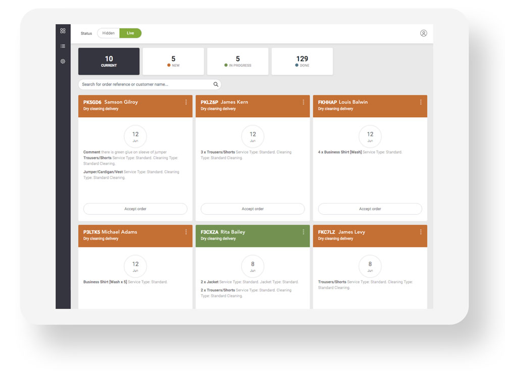 Marketplace Software Solution for Commercial Real Estate   Equiem Tenant Portal