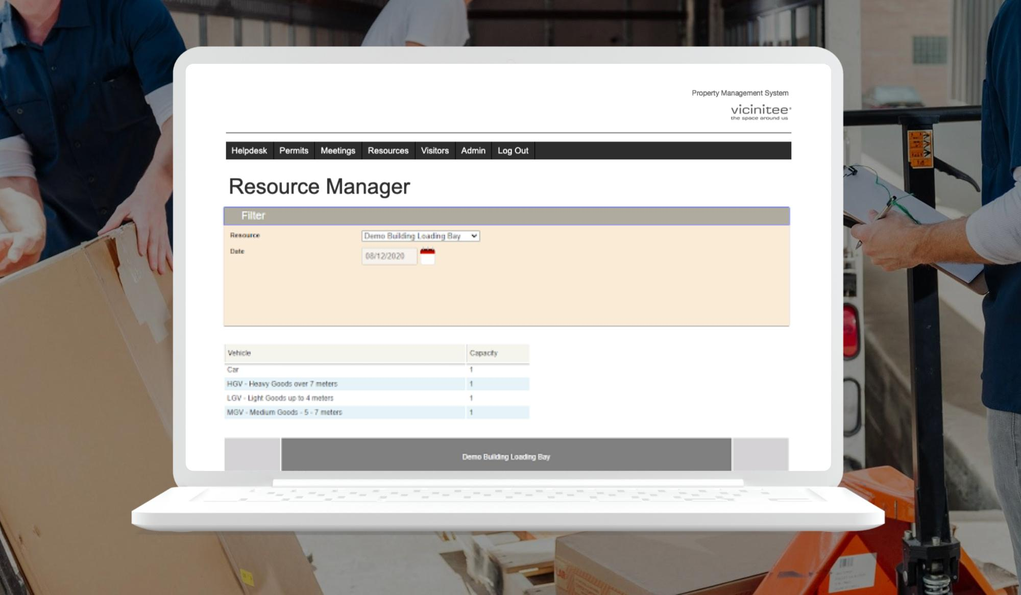 Commercialisation System for Facilities Managers   Vicinitee Property Management Software