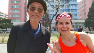 Iva Hafner, Pyongyang