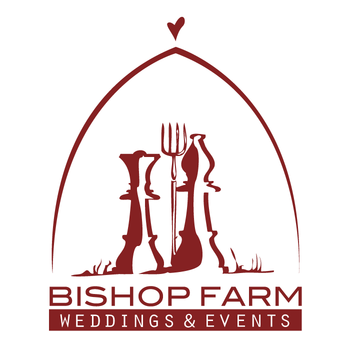 Bishop Farm Logo Brown Bishop Farm Wedding Venue Lisbon New Hampshire