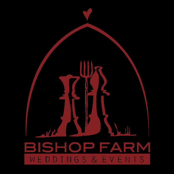 Bishop Farm Logo Brown Bishop Farm Wedding Venue Lisbon New Hampshire