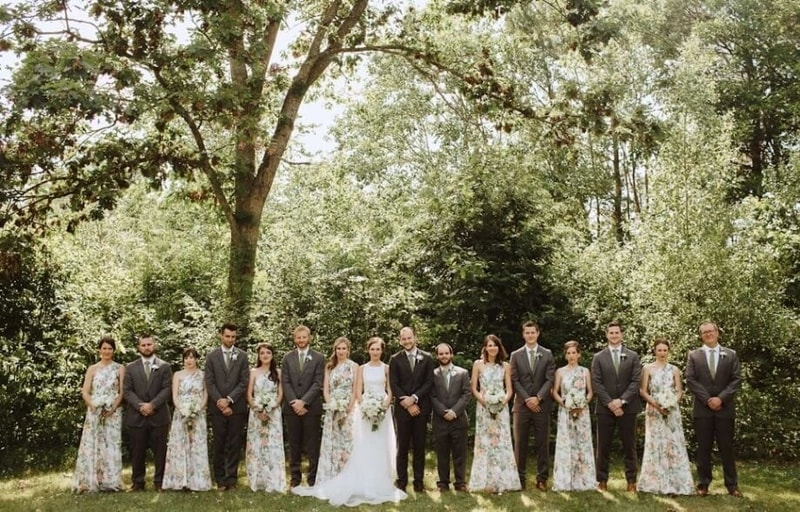 Wedding Bishop Farm Wedding Venue Lisbon New Hampshire