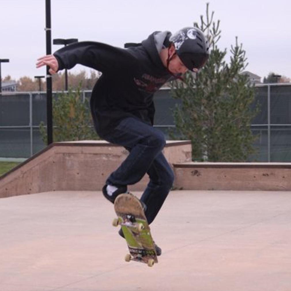 Matthew Osborn Skateboarding