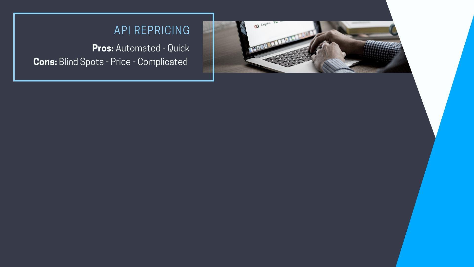 Automated Amazon API Repricing