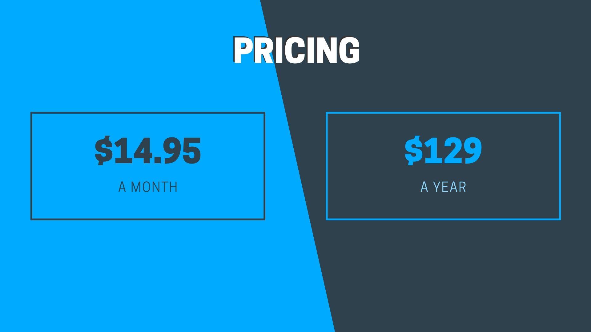 NuPrice Pricing