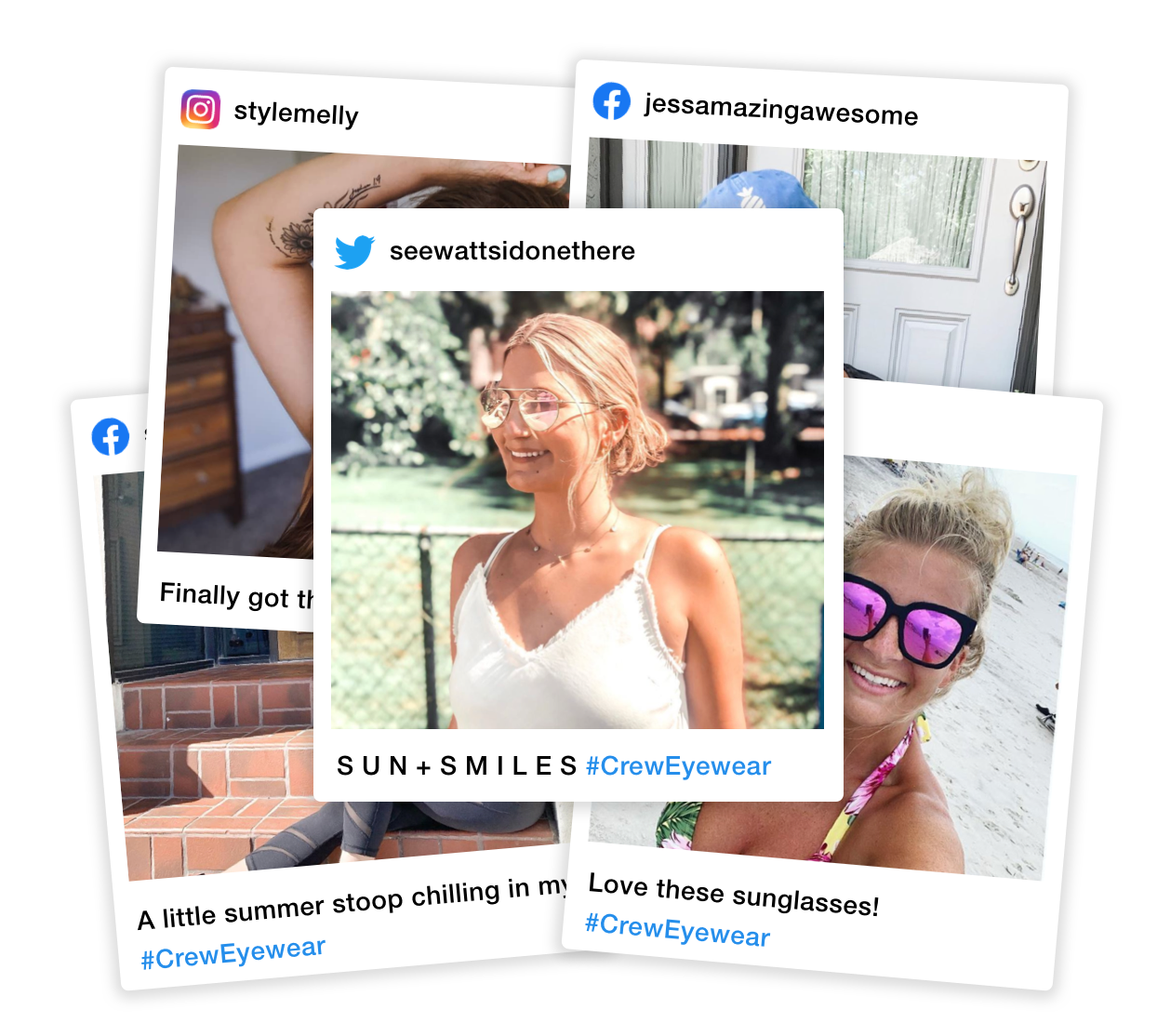 Drive user-generated content on social media with brand ambassadors