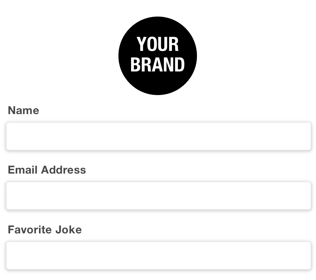 Custom Embeddable Signup Forms for Brand Ambassadors - CrewFire