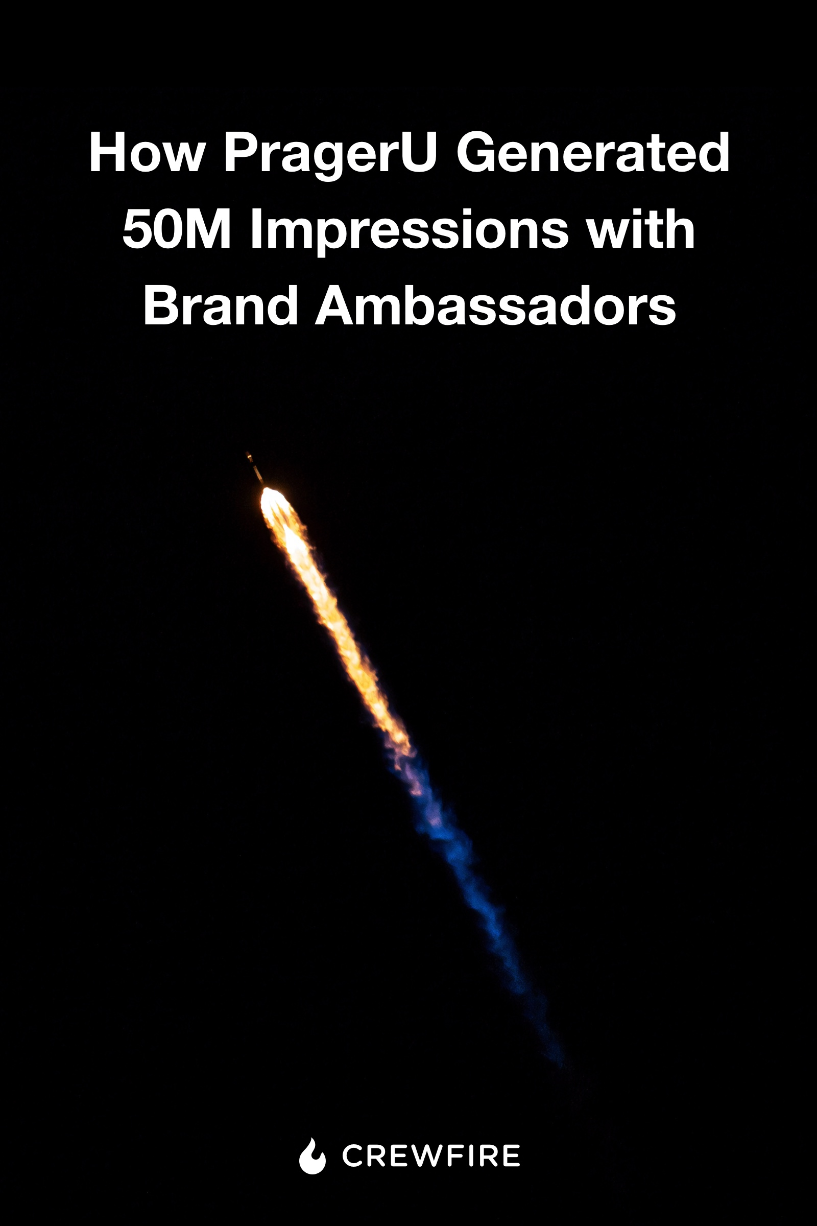 PragerU - How PragerU Generated 50M Impressions with Brand Ambassadors