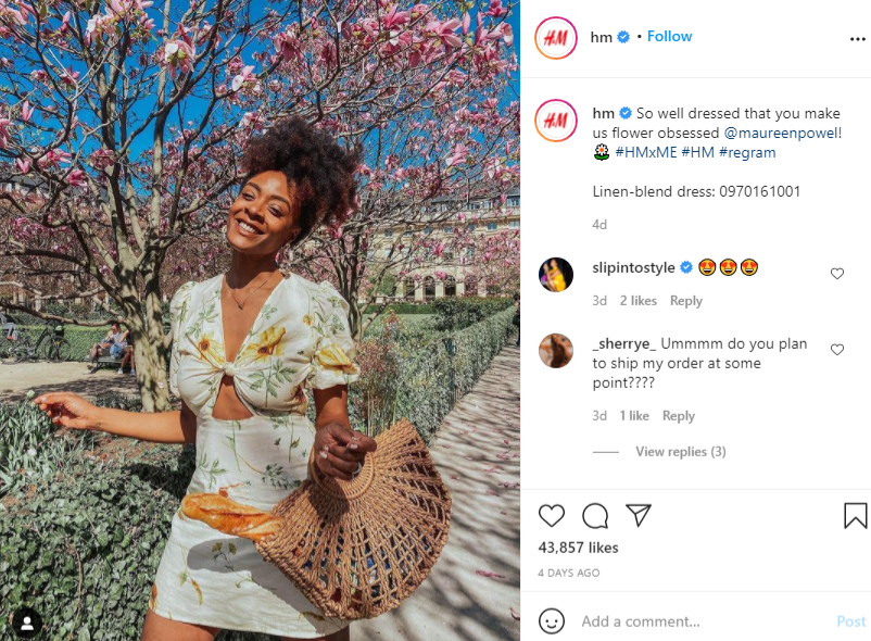 Instagram-social-commerce-example