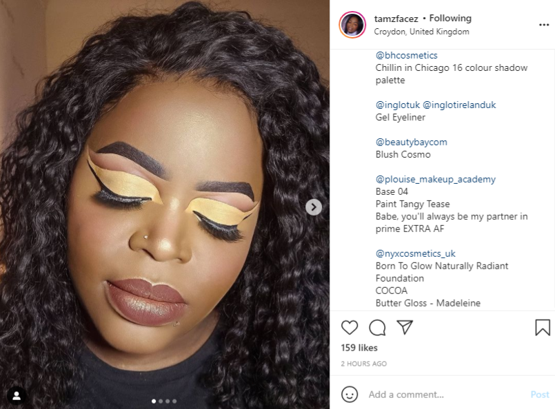 tamz-facez-makeup-look-with-brands-tagged-in-caption