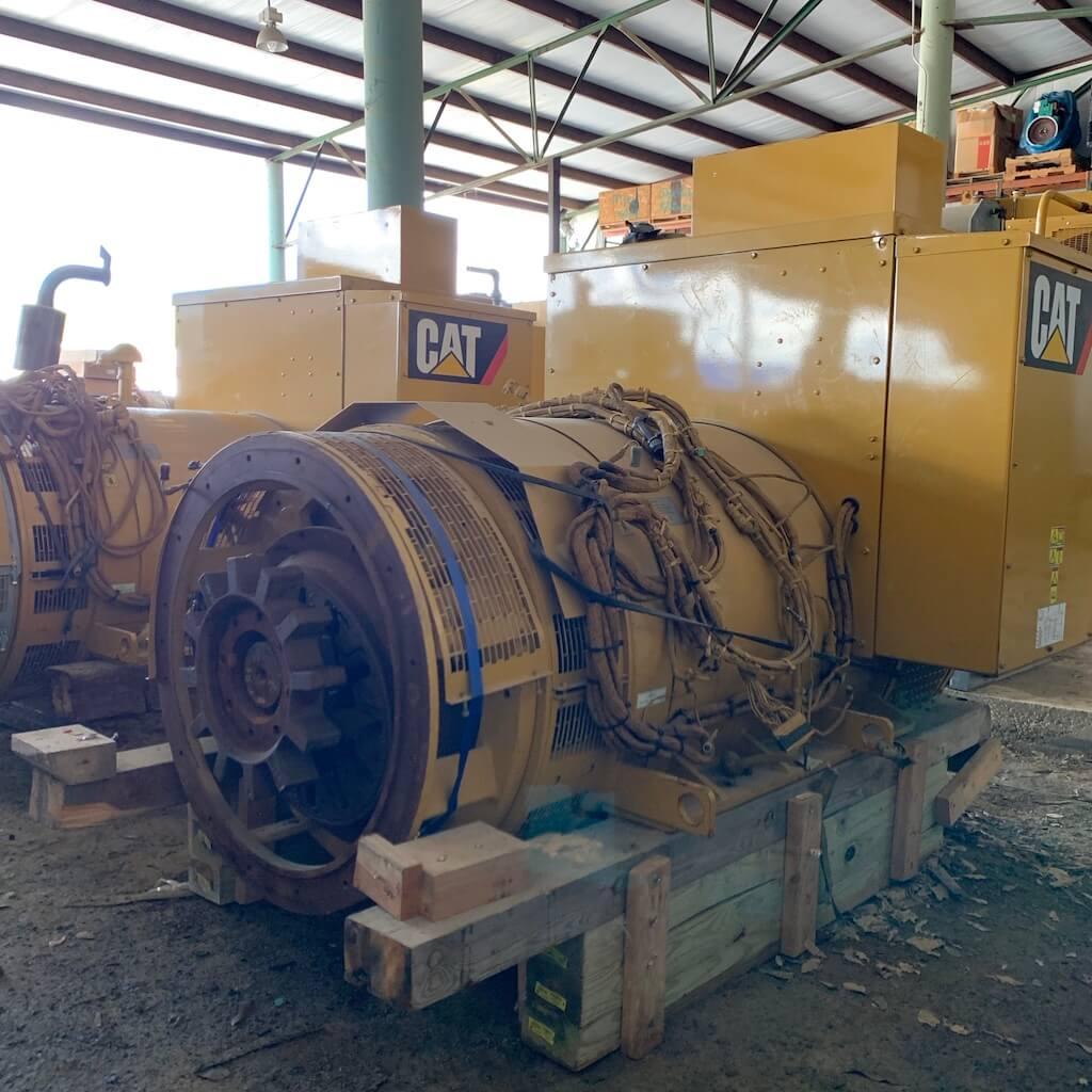 3516 Caterpillar Generator End - $35,000