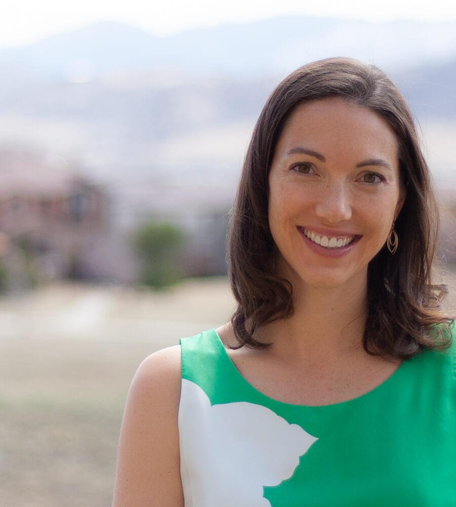 Dr. Rebecca Bub photo