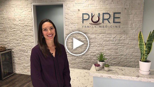 Dr. Rebecca Bub discusses Pure Family Medicine and Direct Primary Care in Littleton