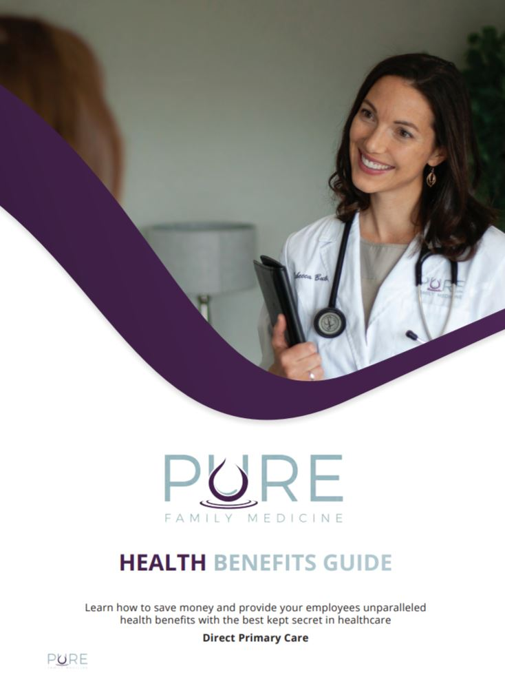 Health Benefits Guide Screenshot