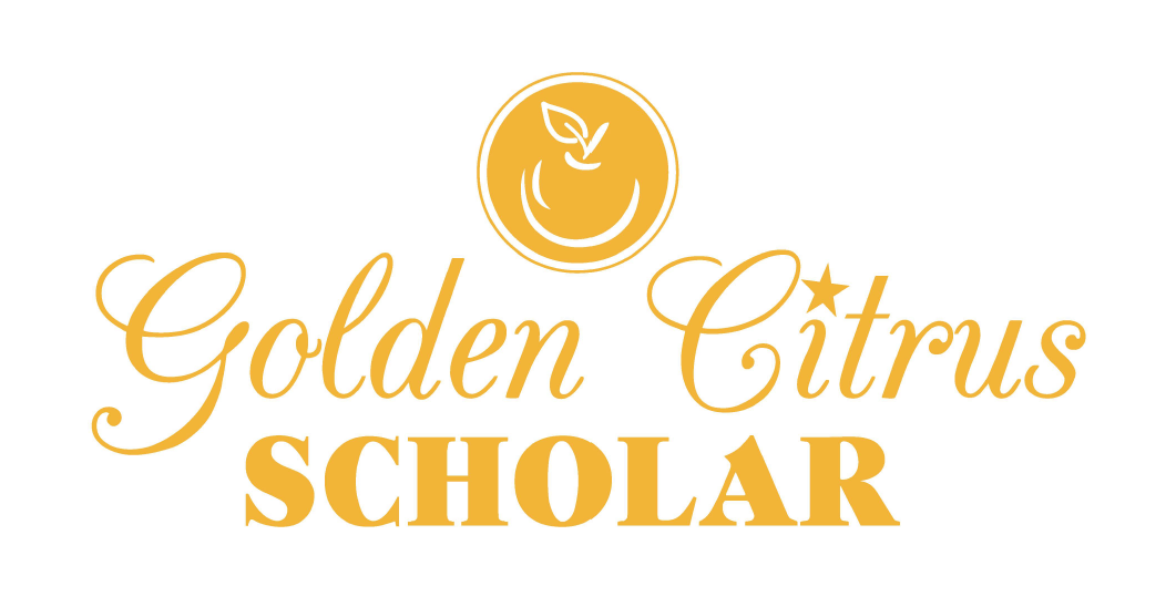 Golden Citrus Scholar logo