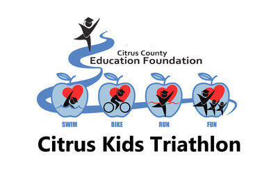 Kids Triathlon poster