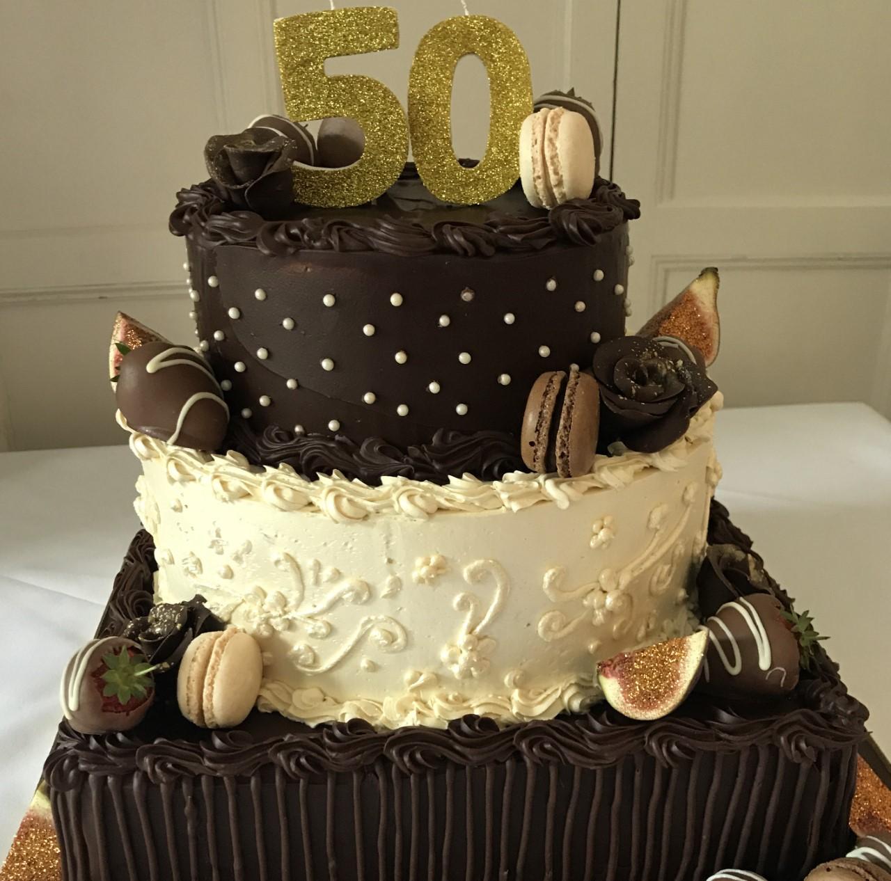 Dessert Celebration Cake