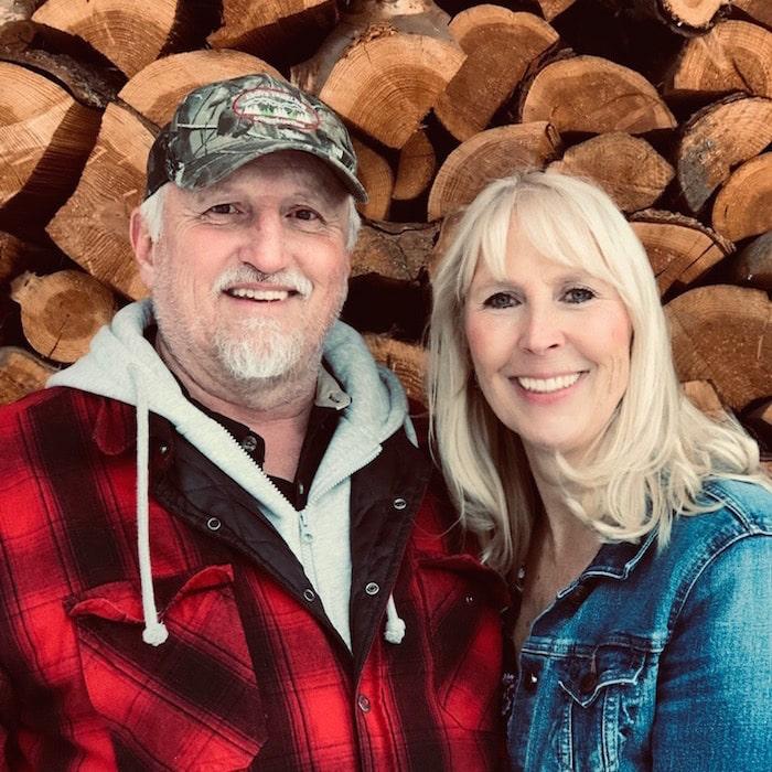 Steve and Monica Copp