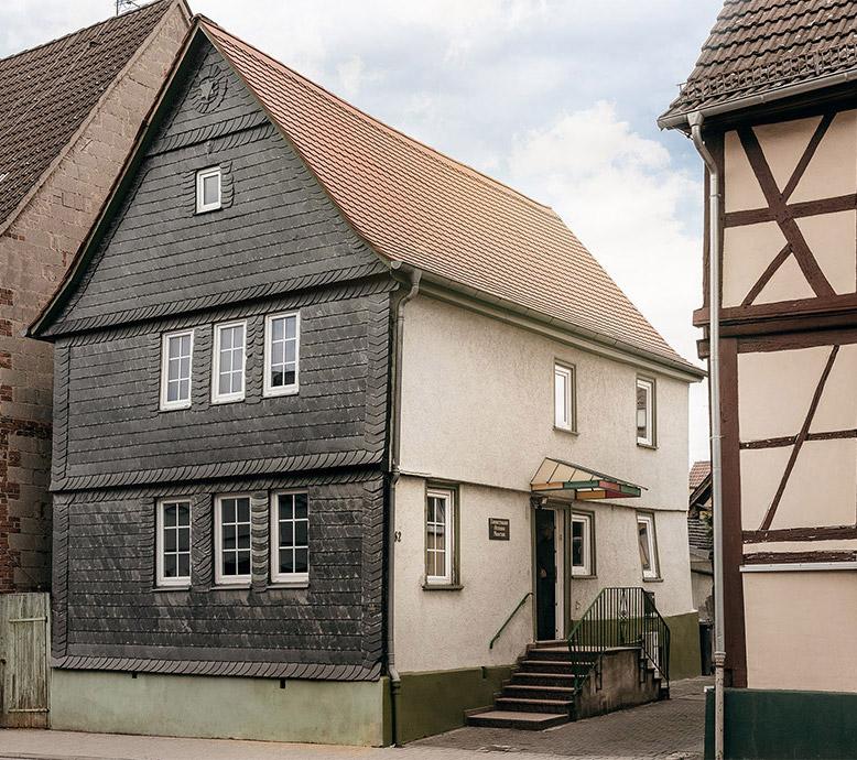 Jüdisches Museum Nidda e.V. – Museum Außenansicht