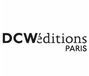 DCW éditions Paris Leuchten Logo