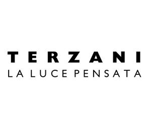 Terzani La Luce Pensata Leuchten Logo