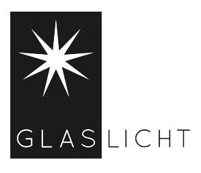 Glaslicht Logo