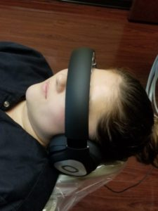 Roseville Dentist Patients Love High-Tech Entertainment During Treatment