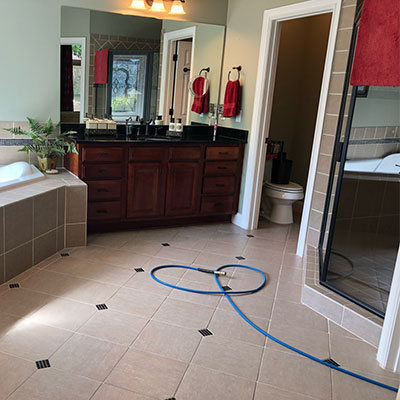 Tile cleaning by Spotless Tile & Grout