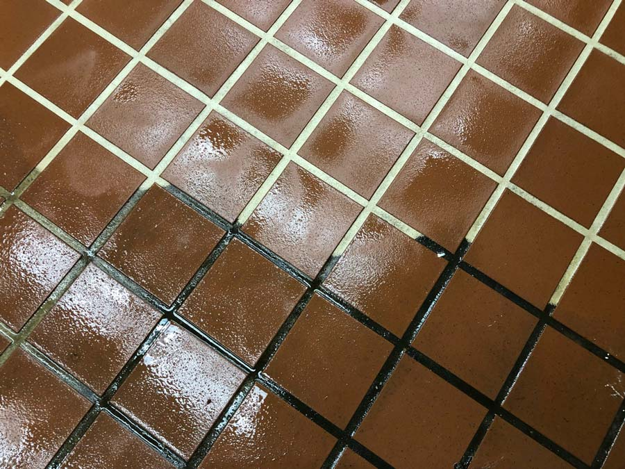 Tile cleaning in Monroe, GA