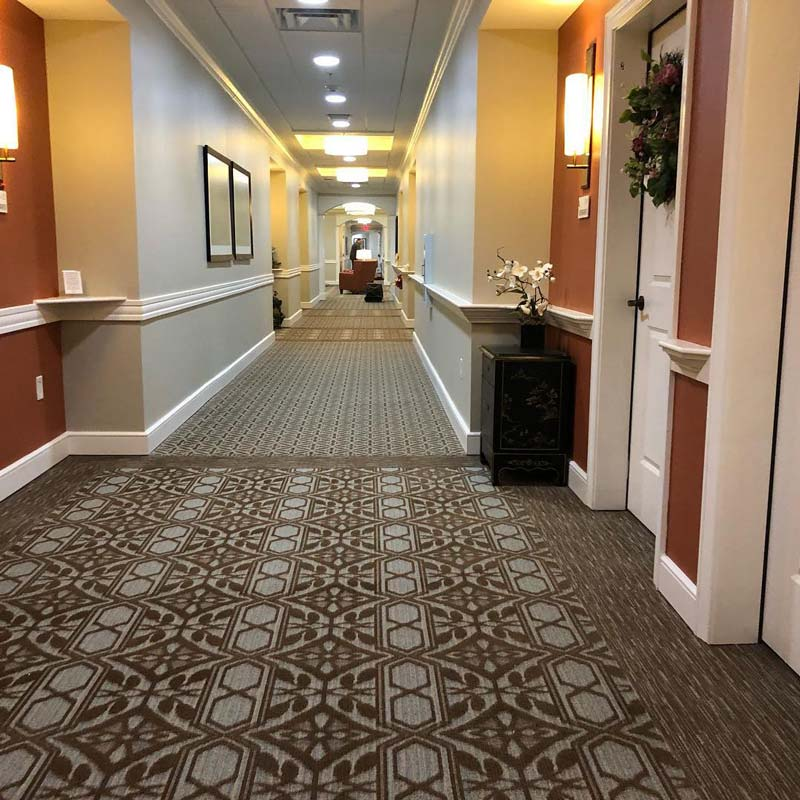 Commercial carpet cleaning in Monroe, GA