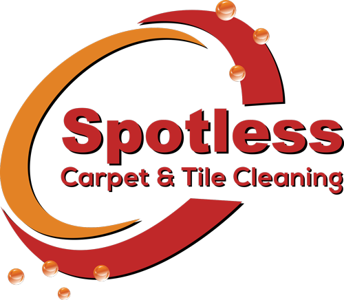 Spotless Carpet and Tile Cleaning logo