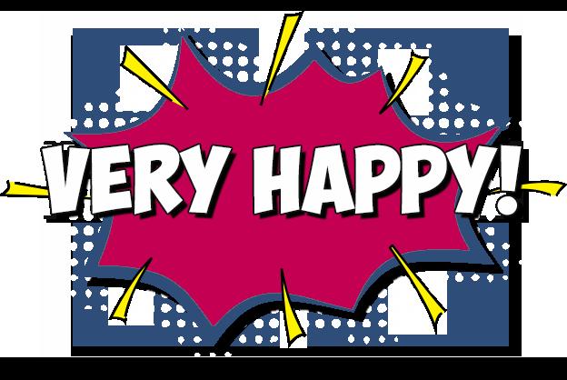 Very Happy Website Design Icon