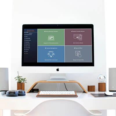 Dashboard Website Design