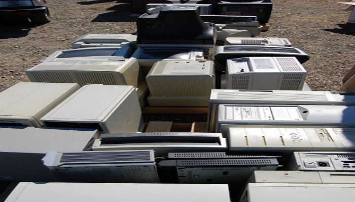 Why You Should Recycle The Different Types of E-Waste