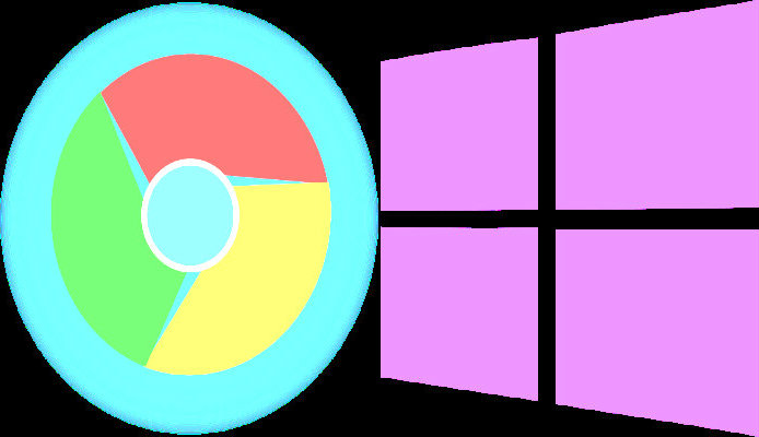 Battle of the OS: Chrome vs Windows 10