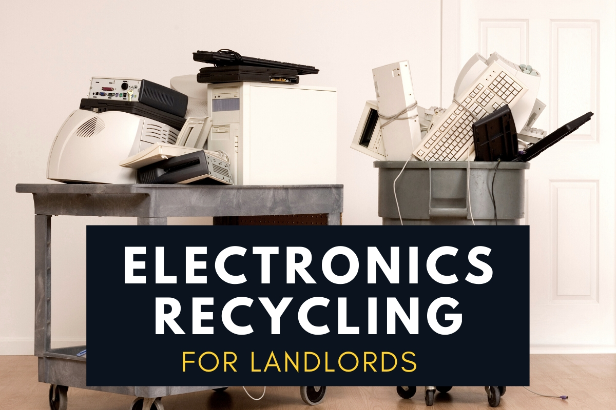 Electronics for recycling